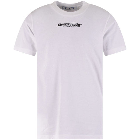 Off-White Hand Painters Tee White