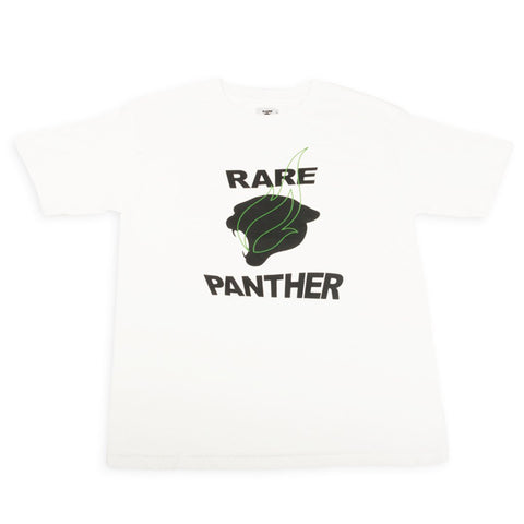 Rare Panther X Piff Collection 005 3rd Anniversary Tee White