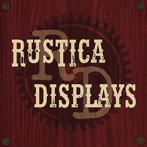 Handcrafted Wooden Jewelry Stands & Product Displays from Rustica Displays