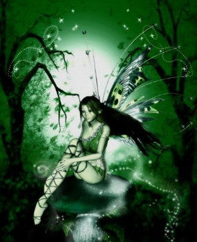 Magic Green Fairy