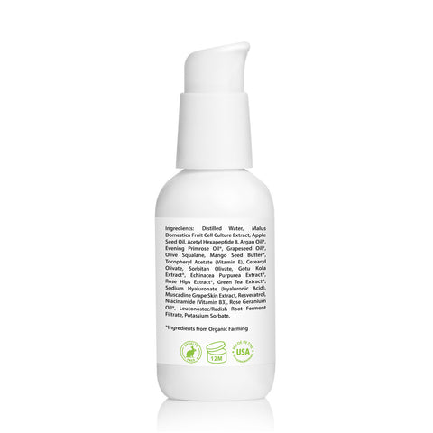 Advanced Age-Defying Moisturizer With Fruit Stem Cells & Resveratrol - 2 oz