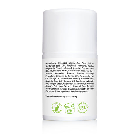 Vitamin C Cream Moisturizer