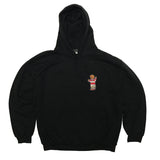 1992 Polo Bear Hooded Sweater - Black