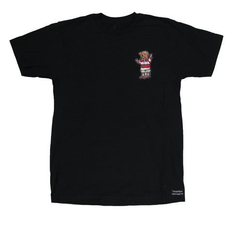 1992 Polo Bear T-shirt - Black