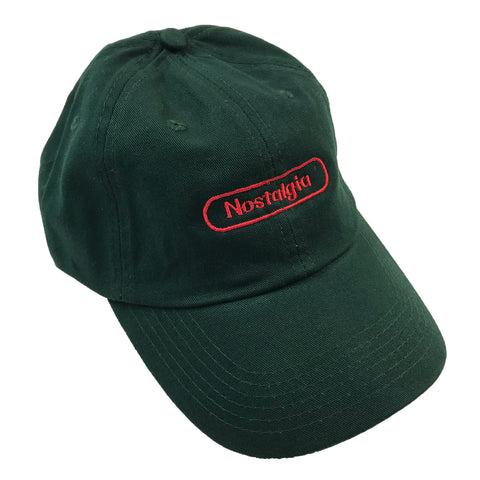 Nintendo Nostalgia Dad Hat - Green