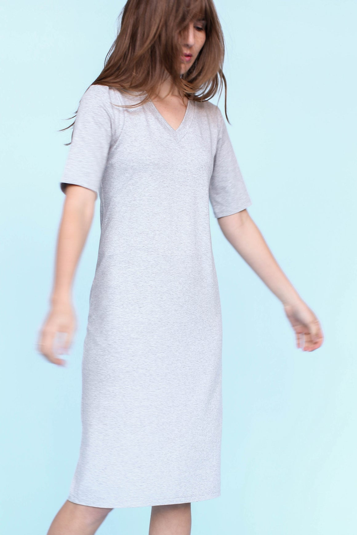 Sonnet James - NORI - GREY - Dress