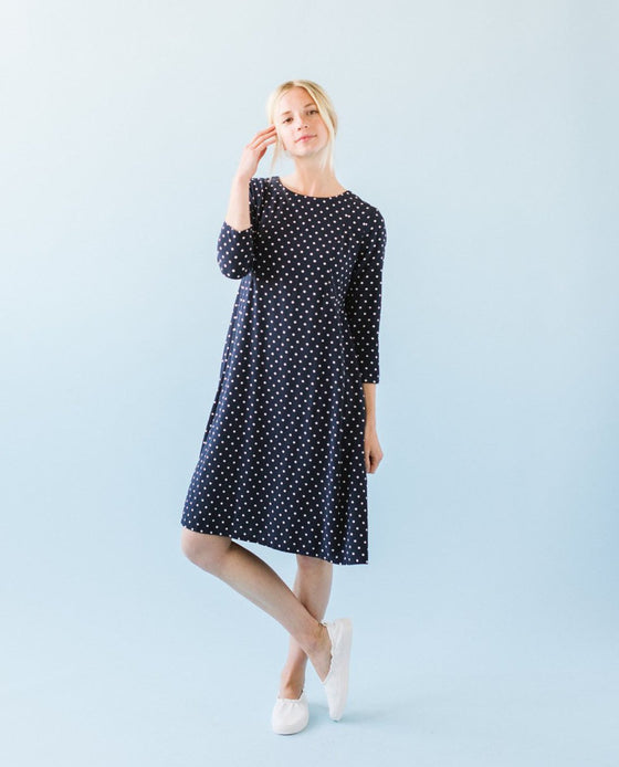 Sonnet James - BRIELLE - DOT - Dress