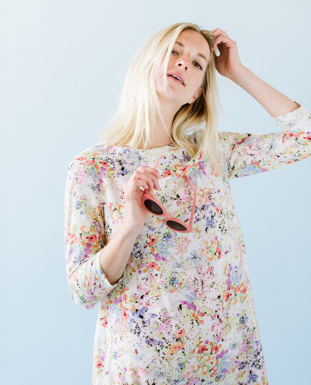 Sonnet James - BRIELLE - FLORAL - Dress