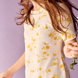 MAY - YELLOW FLORAL
