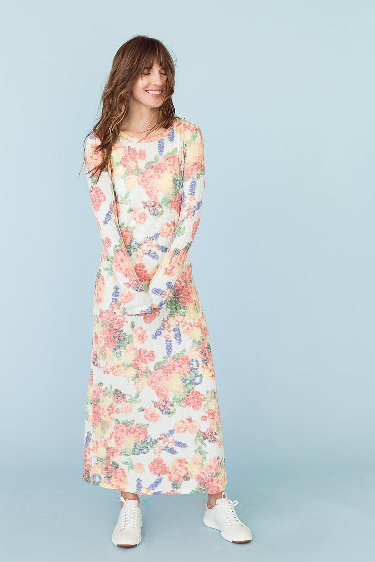 Sonnet James - IMMY - FLORAL - Dress