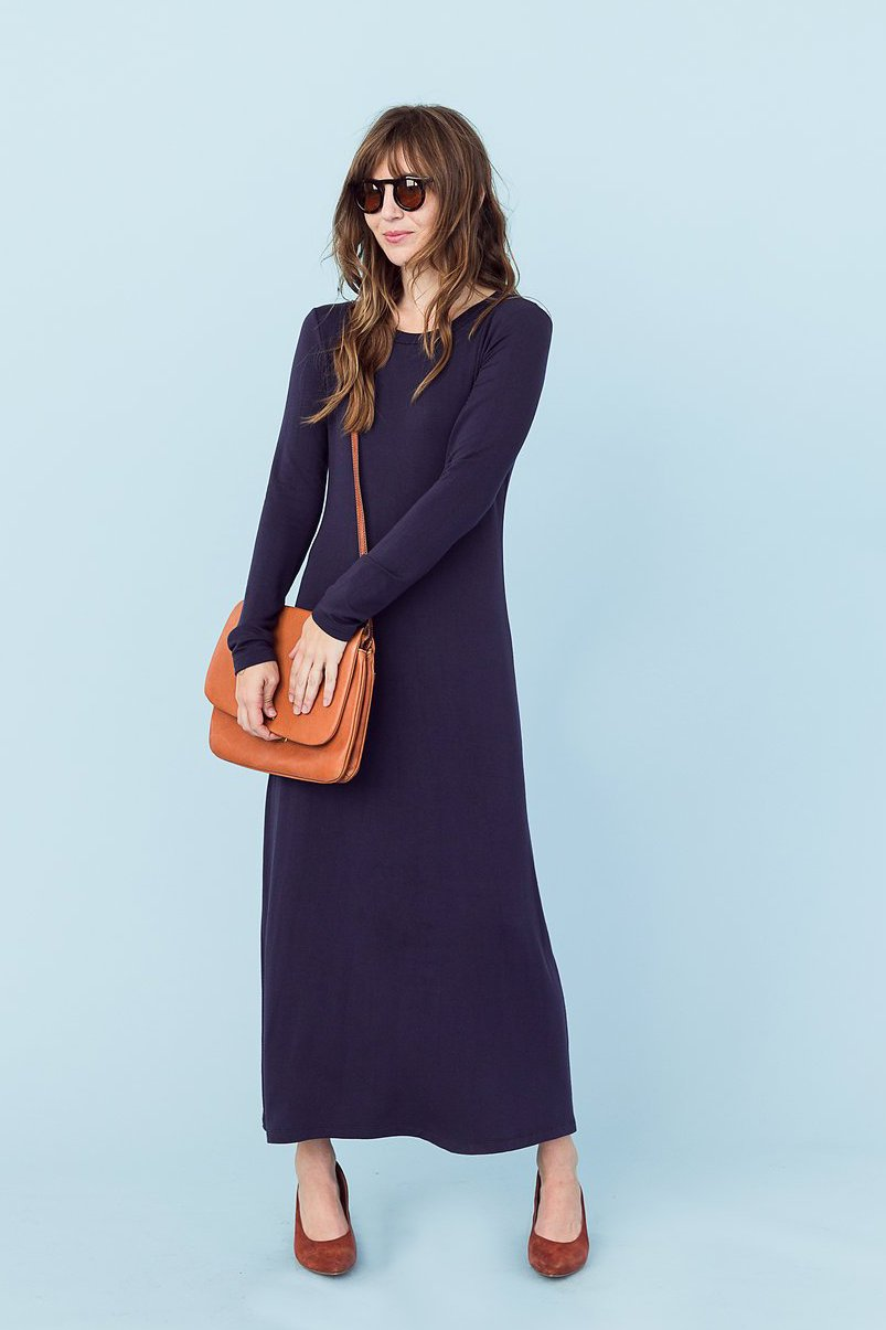 Sonnet James - IMMY - NAVY - Dress