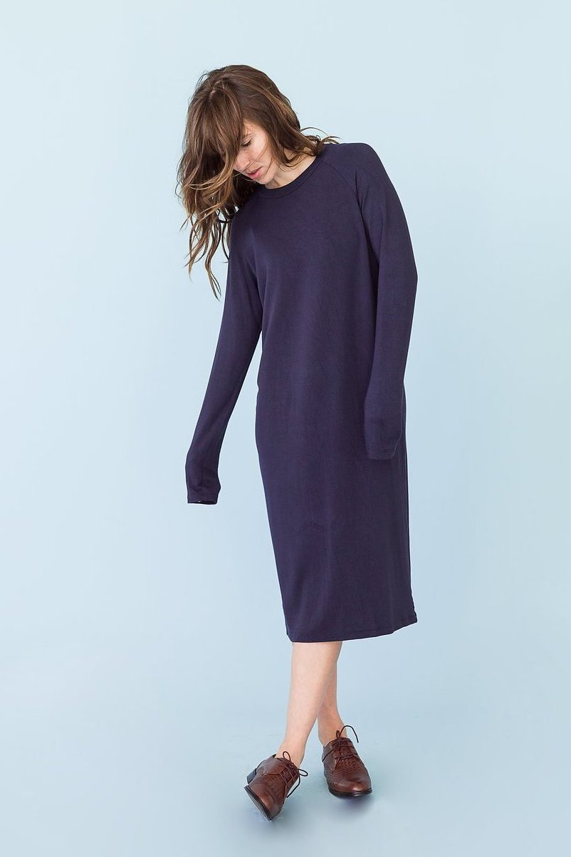 Sonnet James - SWEATER - NAVY - Dress