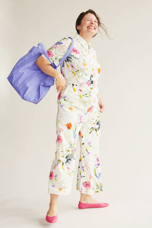Sonnet James - JUMPSUIT - WHITE FLORAL - Jumpsuit,White Floral