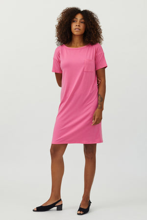 Sonnet James - Scout-T-Shirt - Dress,Pink