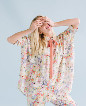 Sonnet James - PLAYSUIT - FLORAL - Wovens