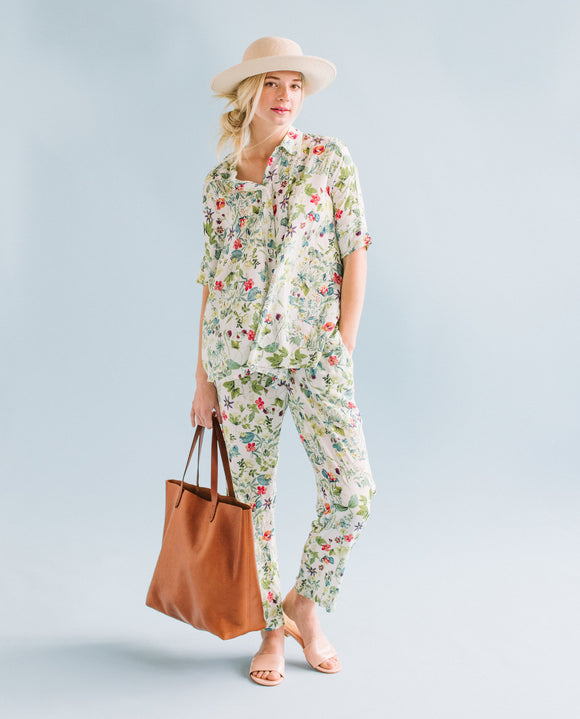 PLAYSUIT - LEAF