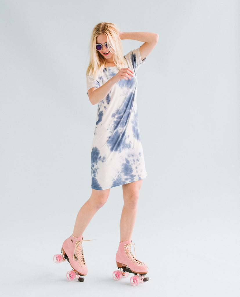 Sonnet James - SCOUT - TIE DYE - Dress