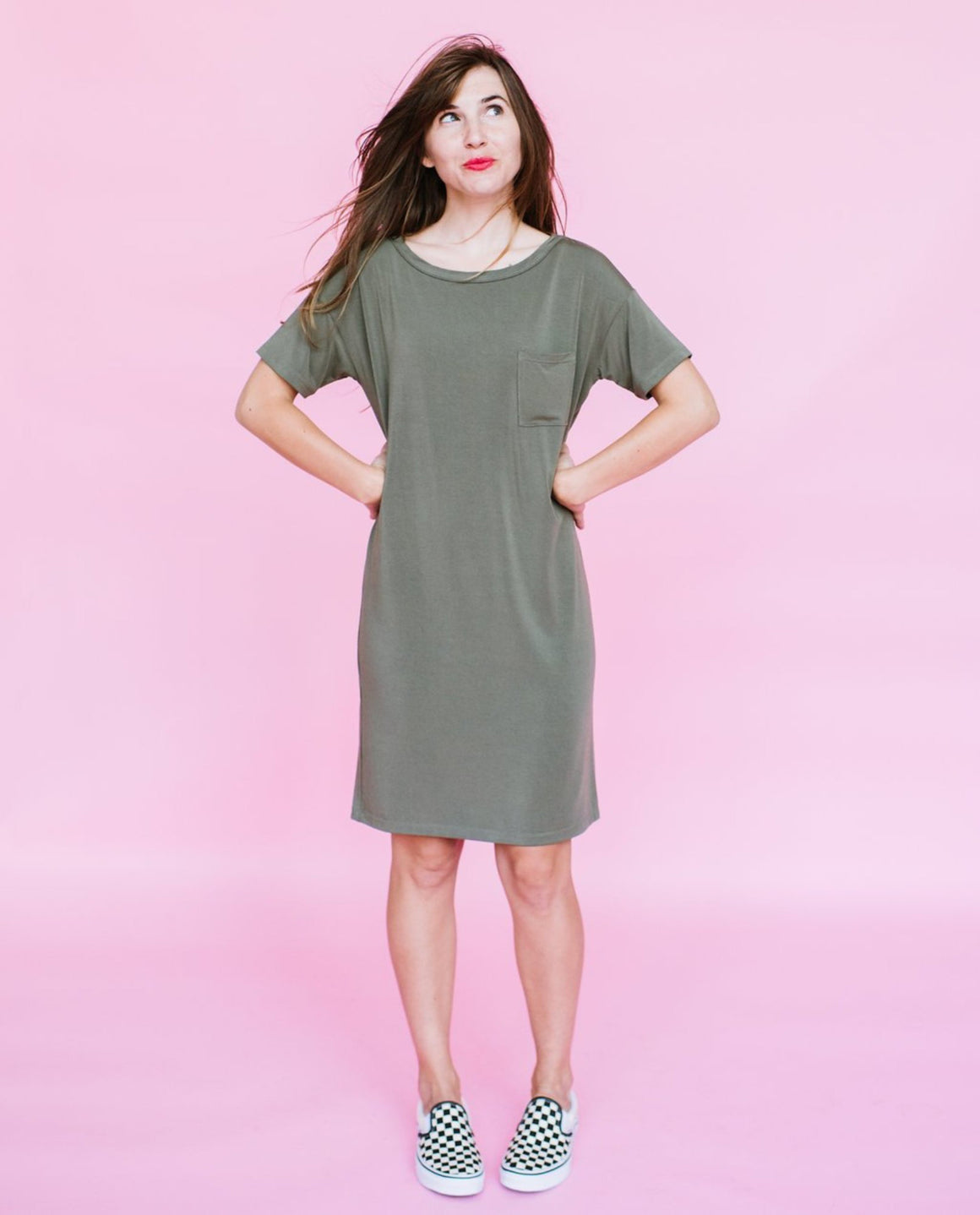 Sonnet James - SCOUT - MOSS - Dress