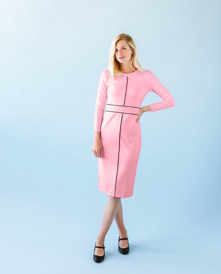 Sonnet James - COCO - SOFT PINK - Dress
