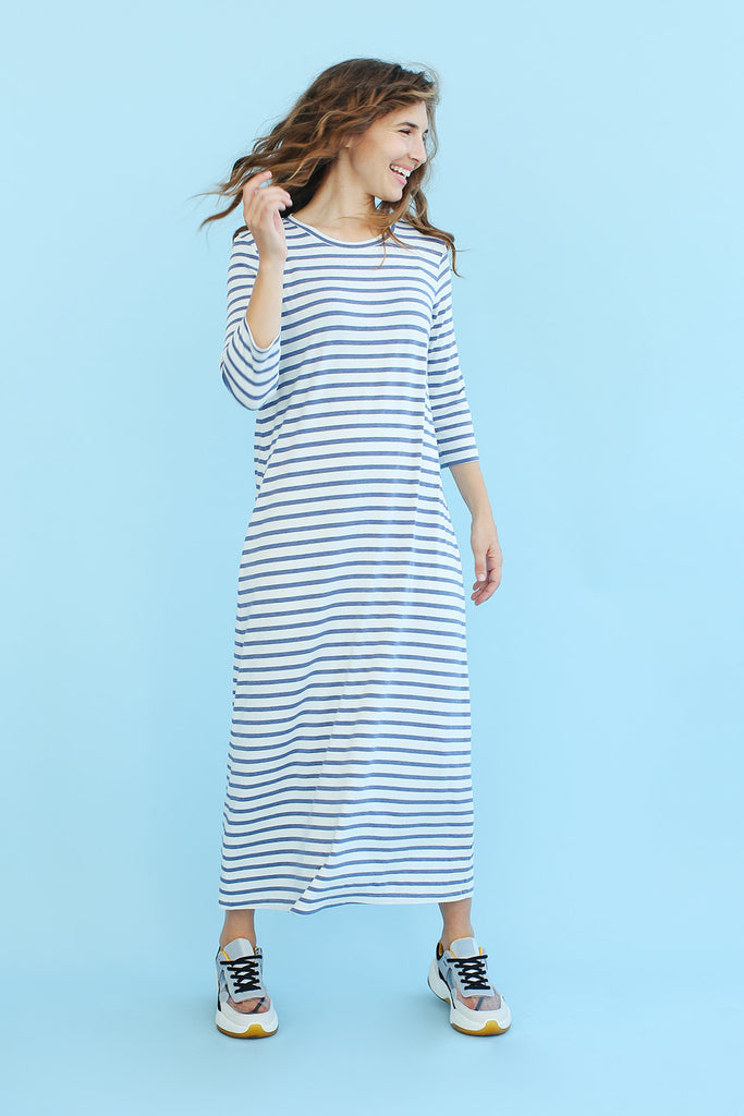 Sonnet James - ELLA - STRIPE - Dress