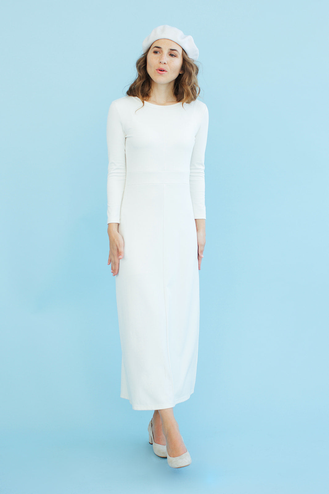 Sonnet James - HANNAH - Dress,White