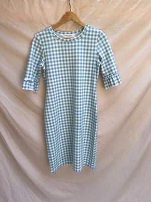 *LOTTIE - LIGHT BLUE GINGHAM