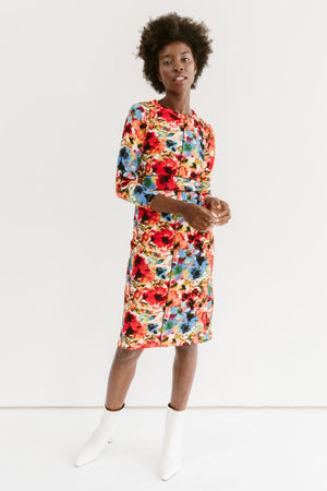 Sonnet James - COCO - FLORAL - Dress,Coco Floral