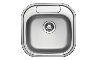 CO480.480 DropIn Sink Bowl  19x19x7.5