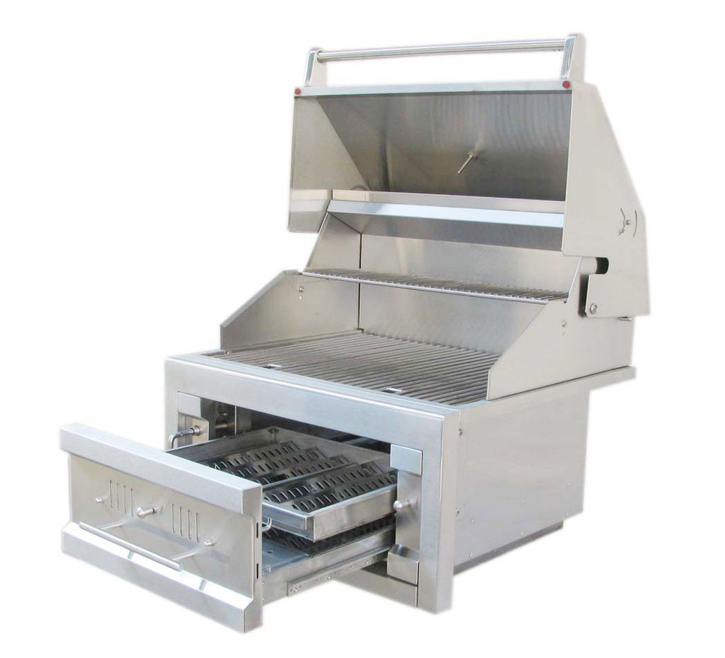 "*SUNCHSZ28  28"" Single Zone Charcoal Grill"