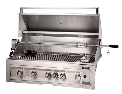 "Sunstone Infrared 5 Burner 42"" Built-In Grill"