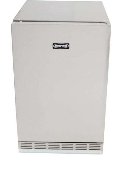 "SUNSTONE 21"" 304 Stainless Steel Outdoor Rated Refrigerator"