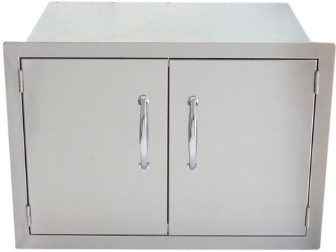 "DSH30  30"" Double Door Dry Storage"