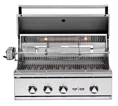 "Delta Heat 32"" Built in Grill W/Rotisserie"