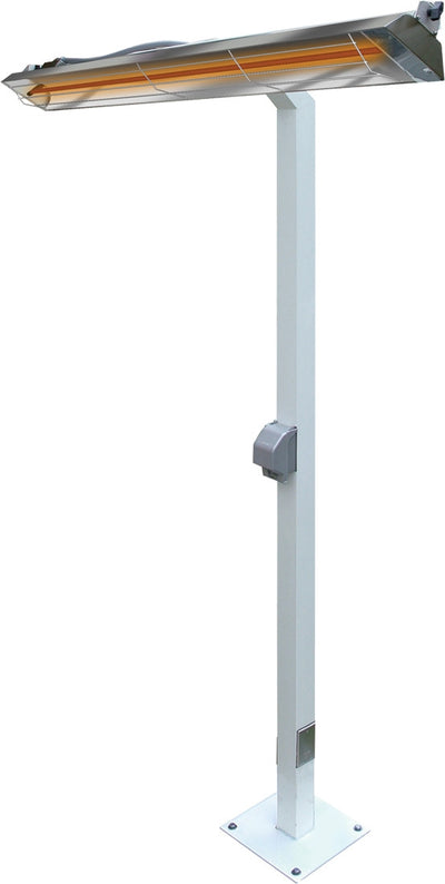 Infratech 8ft. Pole Mount 22-1255