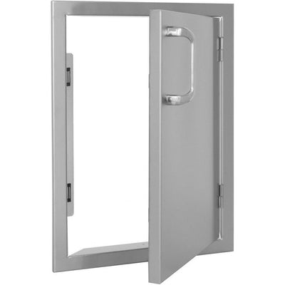 "BBQ-260-SV-1724 21"" Vertical Single Access Door (Reversible)"
