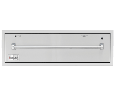 "Summerset  36"" Warming Drawer"