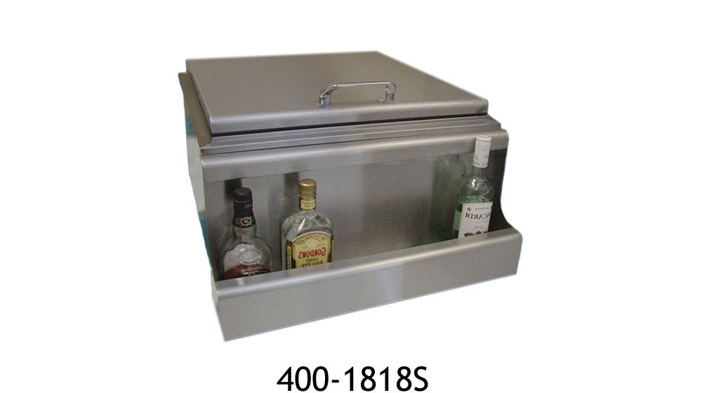 "UOL-400-1818S  18""x18"" SLIDE IN ICE STORAGE"