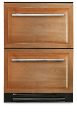 *PLEASE CALL FOR PRICING* <BR> TUR-24-D-OP-A Solid Pnl Ready Drawers