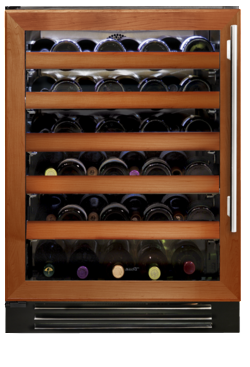 "True 24"" Wine Cabinet Overlay Glass Door, Right Hinge"