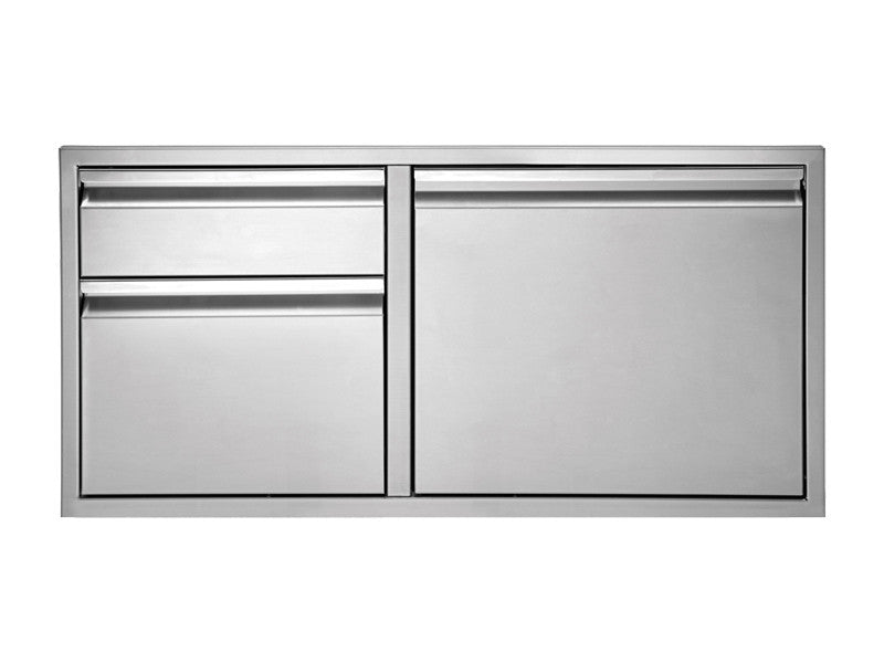 "Twin Eagles 36"" Door/Two Drawer Combo"