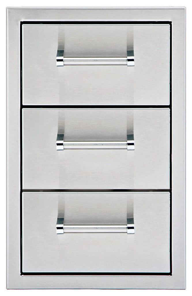 "Delta Heat Heat 13"" Triple Storage Drawers"