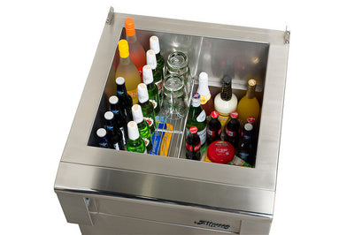 Alfresco Built in Drop in Refrigerator