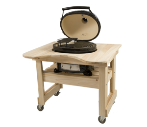 601 Cypress Table for Kamado - Cart Only