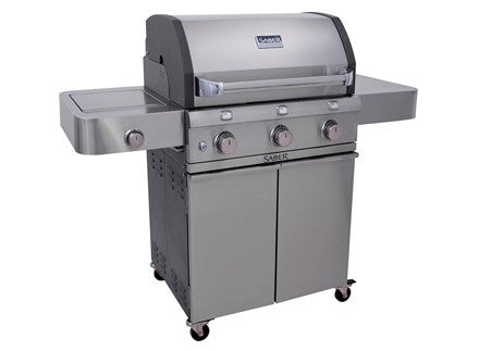 "Saber 32"" Freestanding Grill LP Cast"
