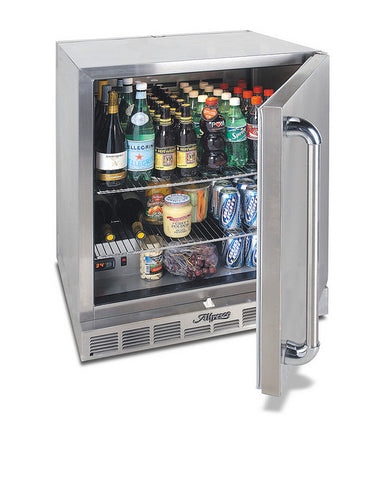Alfresco URS-1XE Single Door Refrigerator/Kegerator