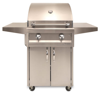 "ARTISAN - 26"" 2 BURNER - NO ROTISSERIE / NO LIGHT + CART"