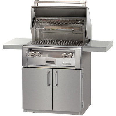 "Alfresco 30"" Grill on Standard Cart"