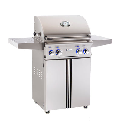 AOG Freestanding Grill, L-Series w/ Interior Lights