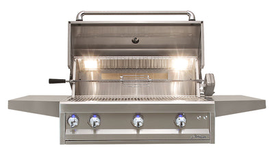 "ARTISAN - 36"" 3 BURNER - WITH ROTISSERIE & LIGHT"