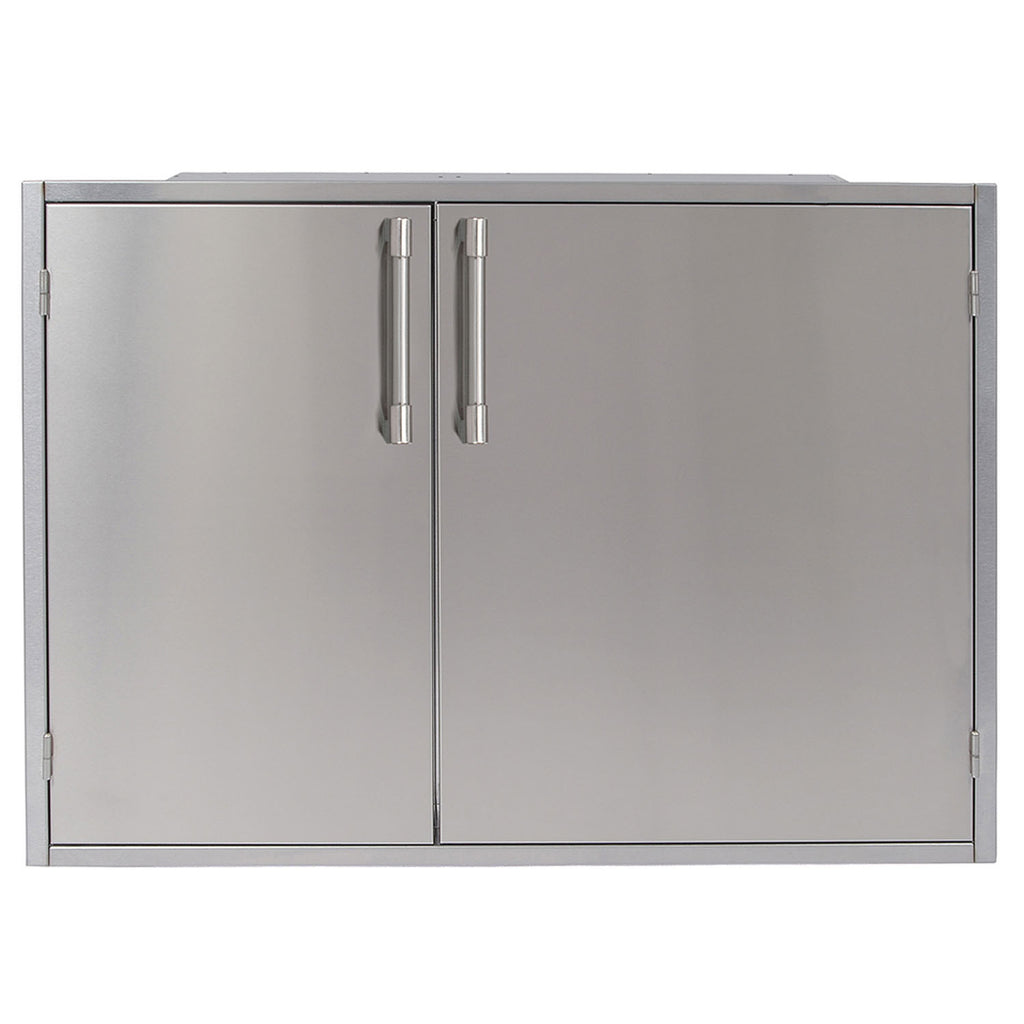 "Alfresco 30"" High Profile Pantry Unit 33""H"